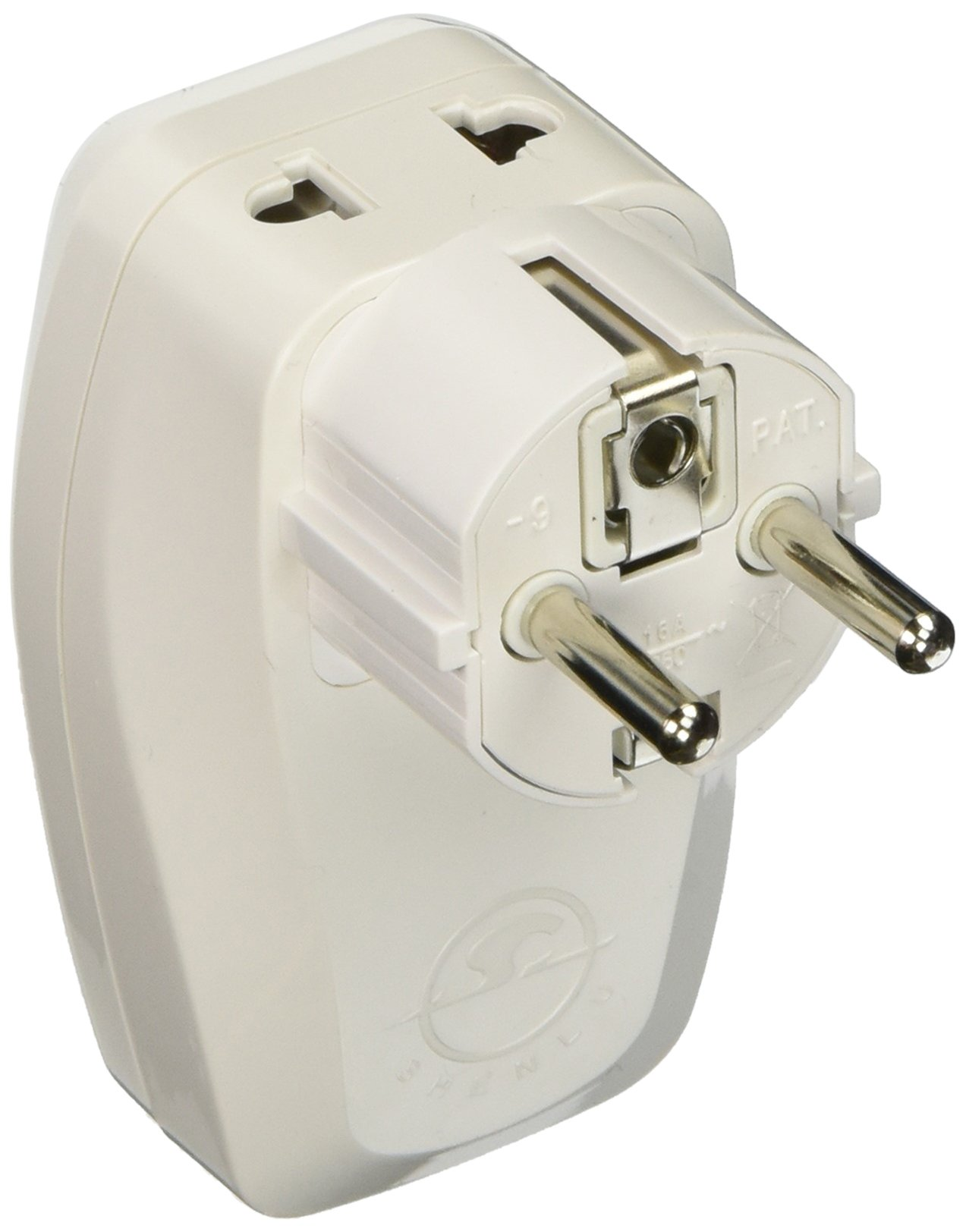Cheap Plug Adapter For France Find Deals On Wiring A French 3 Pin Get Quotations Orei In 1 Schuko Travel With Usb And Surge Protection Grounded Type