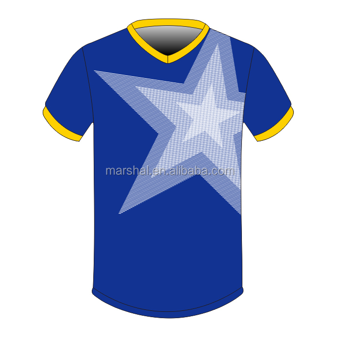 Customized Your Own Design Moq 5pcs New Football Jersey