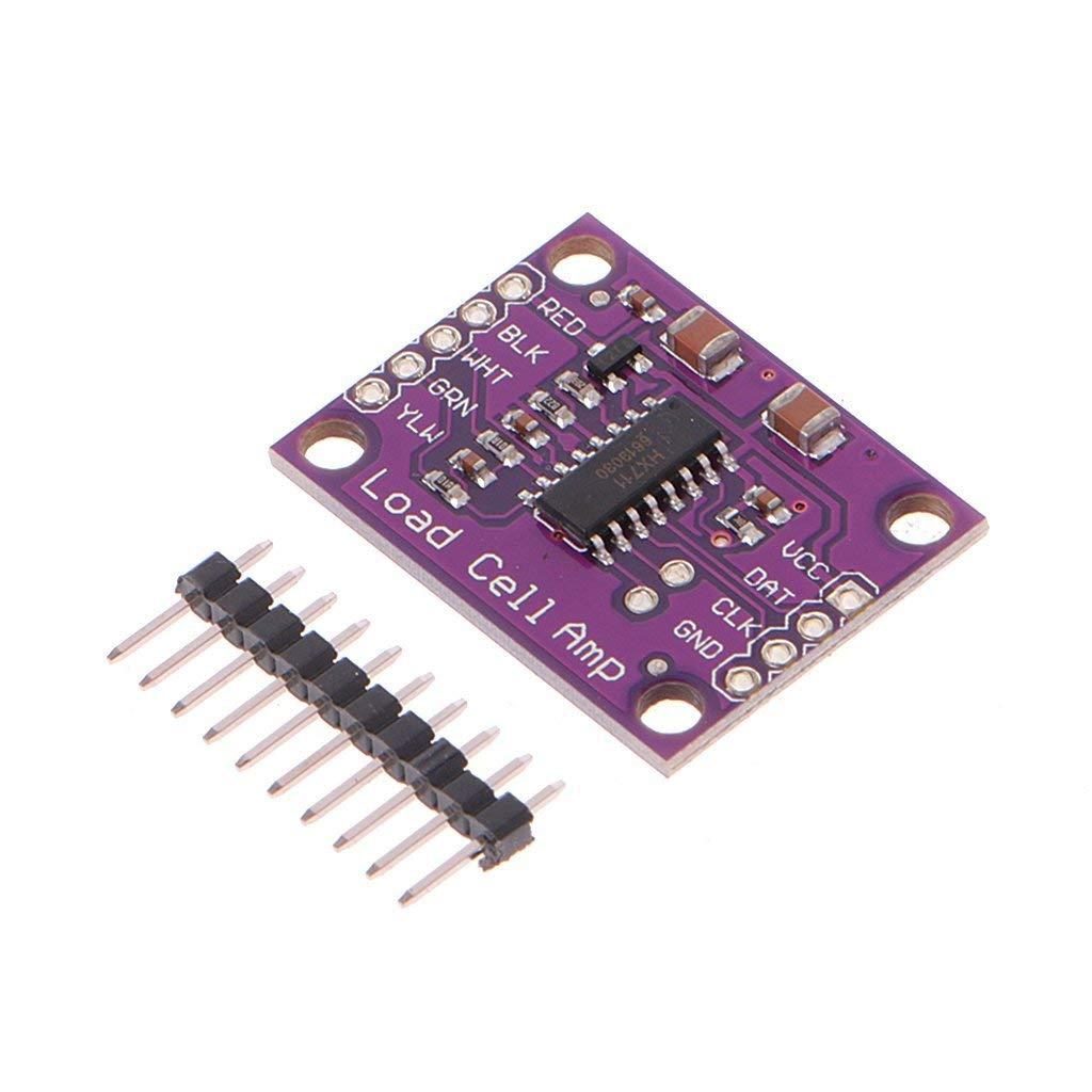 Cheap Load Cell Amplifier Circuit Find Tda2030 Bridge 35 Watt Power And Explanation Get Quotations Lvyuanda Hx711 Weighing Sensor 24 Bit A D Conversion Adapter Board