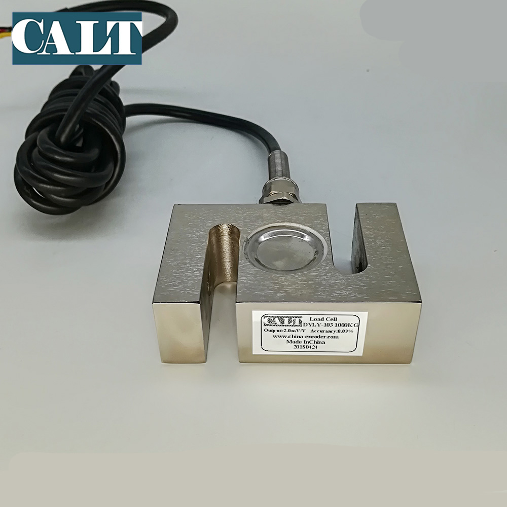 Cheap price alloy steel S type tension and pressure load cell 300kg