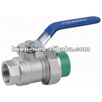 ppr union ball valve