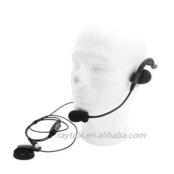 New behind the head bone conduction headset with boom microphone new behind the head bone conduction headset with boom microphone rj45 connector publicscrutiny Choice Image