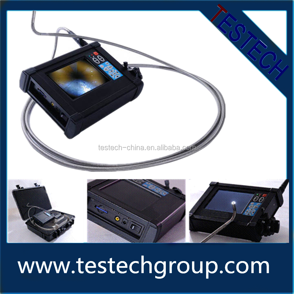 NDT 6mm industrial endoscope