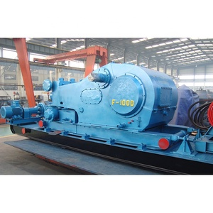 China latest design F1000 mud pump for drilling rig