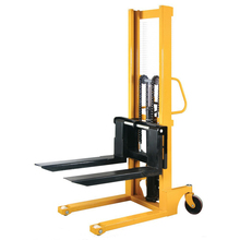 low price hot sale 1ton/3ton hydraulic hand forklift manual stacker
