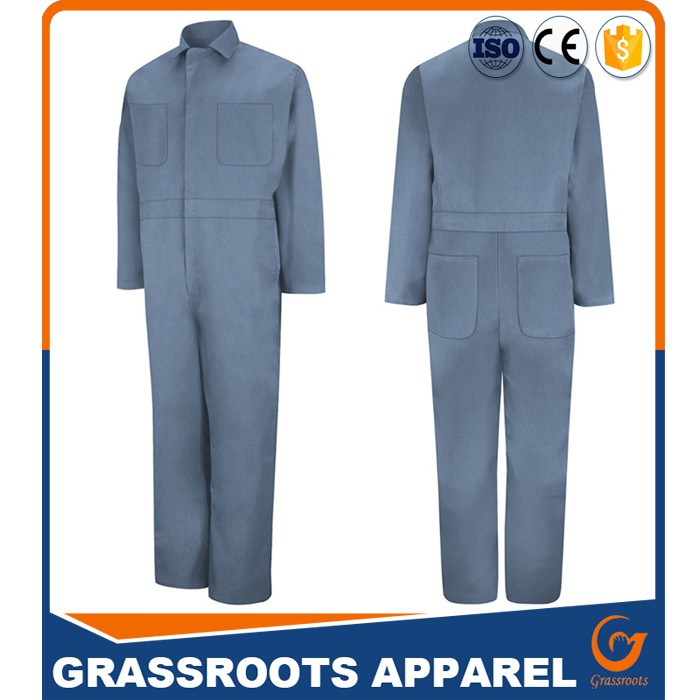 Cotton spring overall wear work oil Industry Workwears /overall wear work /design overall wear work