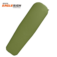 Adult travel self inflating outdoor camping mattress mat