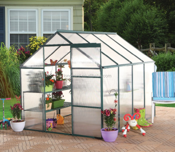 Cheap Price Diy Greenhouse Diy Low Cost Green House Buy 4mm Polycarbonate Greenhouse For Garden Low Cost Prefabricated Garden Houses Garden House