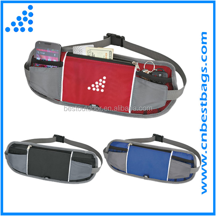 Waist Pouch with Cellphone Holder, money belt, nurse waist bag
