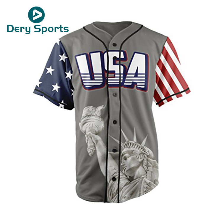 100% polyester new york baseball jersey jeugd usa heren honkbal jerseys