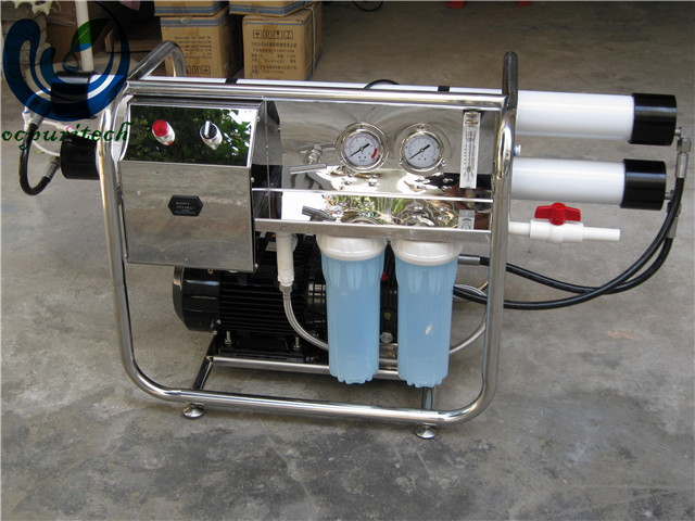 product-Ocpuritech-1000LPD Seawater desalination plant hot sell inexpensive price-img