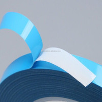 1.2W/m-k Fiberglass Carrier Double sided thermal insulation adhesive tape