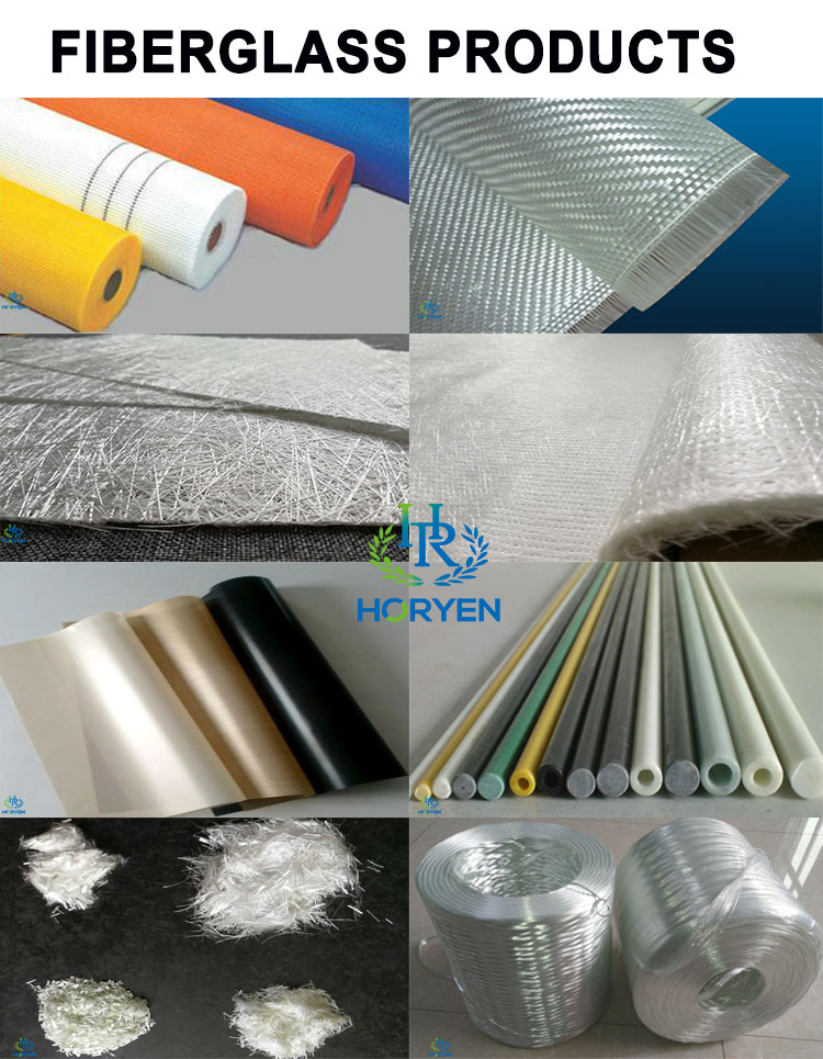 Fast delivery 450gsm glass fiber chopped strand mat