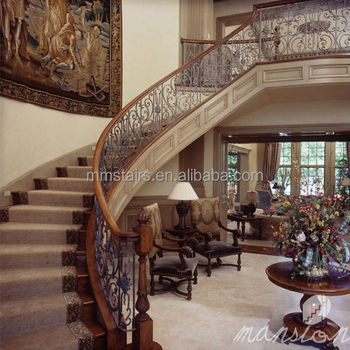 Staircase Wrought Iron Handrails Buy Wrought Iron