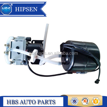 Electrical Brake Vacuum Pump With Plunger Type For Sel Electric And Hybrid Car Part