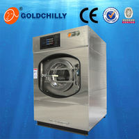 Hot sell high quality 15kg,20kg,30kg,50kg,70kg,100kg High quality commercial laundry washing machine for hotel industrial washer