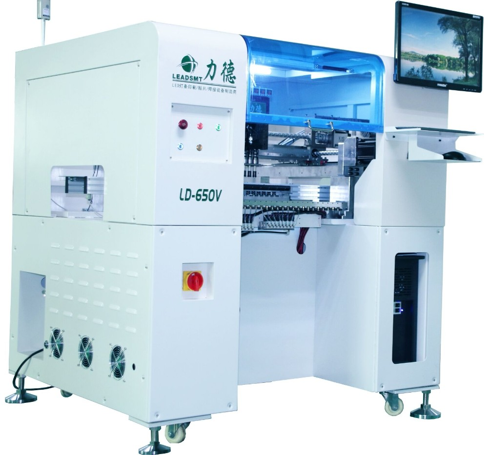 LED Driver machine SMT/SMD pick en place machine, smt productielijn machines