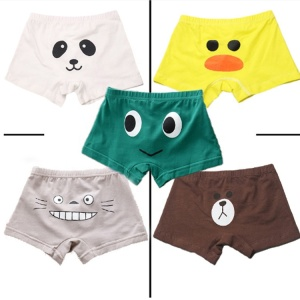 Classic stylish boxer shorts for children