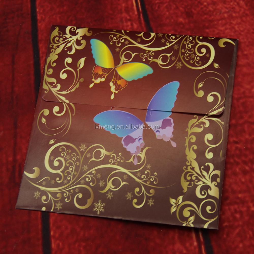 Butterfly Shape Wedding Invitations, Butterfly Shape Wedding ...