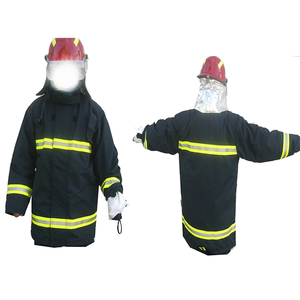 Factory Supplier safety firefighting uniforms for firefighter Suit with EN 469