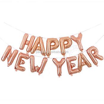 Happy New Year Balloons 85