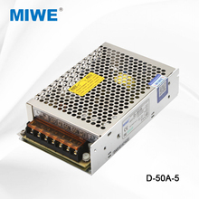 Wholesale D series 50w 5v dc power supply switching for cctv