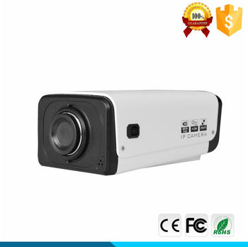Hot Sell 5.0MP Poe IP IR Box Camera with Sony178