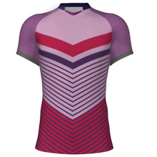 Nieuwste mannen professionele sublimatie printproces <span class=keywords><strong>rugby</strong></span> jersey met logo