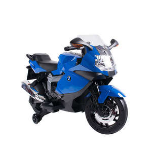 2018 New Products BMW Plastic Motor 2 wheel Bike Kids Toys Car Children Battery Control Bike