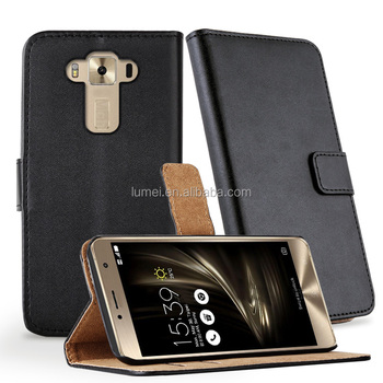 the best attitude e7a66 8ab8f For asus zenfone 3 deluxe zs550kl Flip leather case, Stand leather wallet  case for zenfone 3, mobile phone case for zs550kl, View Leather case for ...