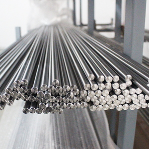 Baoji HaoYu grade 5 titanium bars and titanium rods