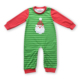 2018 top selling santa clause pattern kids clothes christmas baby romper