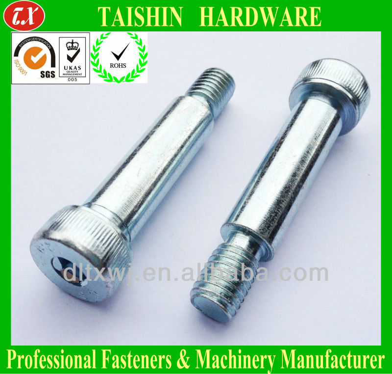 """9//16/"""" W 2/"""" to 21-1//4/"""" d. 5633252 SS Quick Release Clamp with Steel Screw"""
