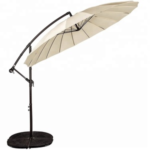 Good Quality Promotional Hanging Sun Garden Parasol Umbrella