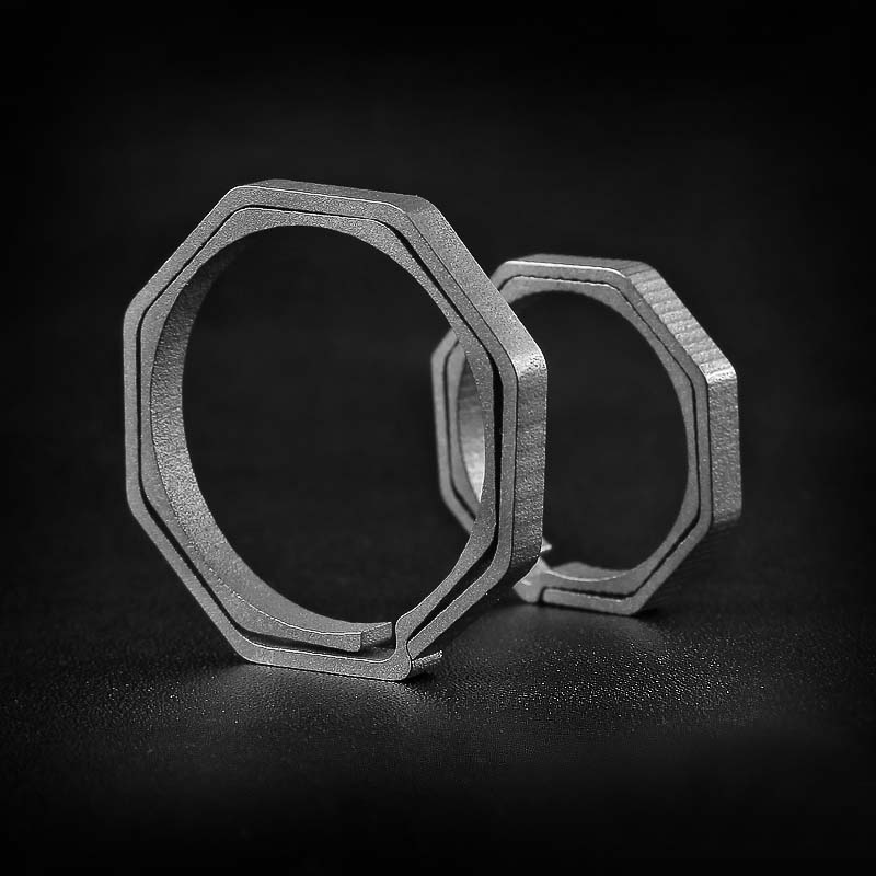 Titanium Alloy Precision Metal CNC Machining Parts