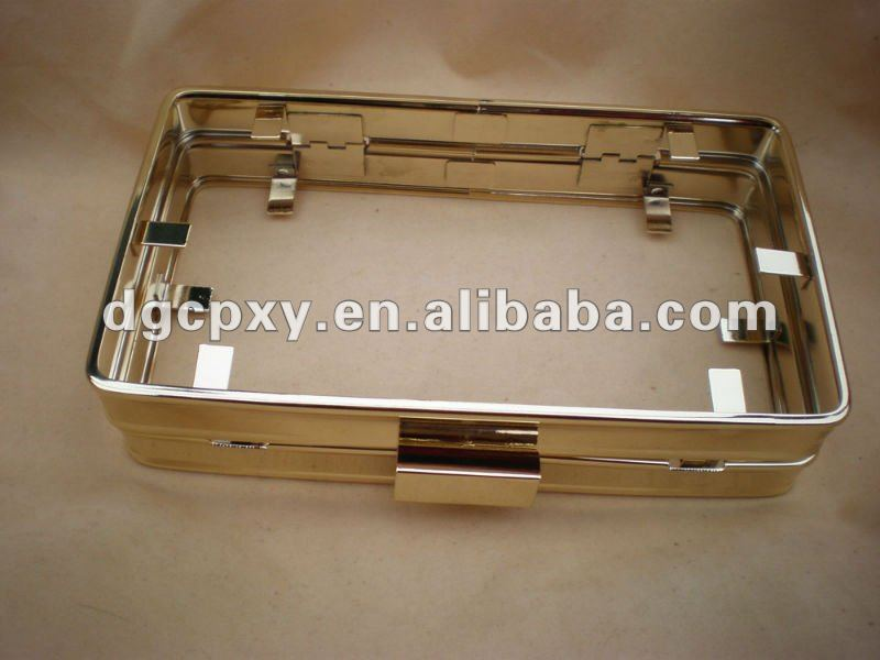 Fashion Clutch Box Frame - Buy Fashion Clutch Box Frames,Metal Purse ...
