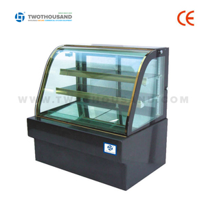 TT-MD25B Cake Display Chillers Accept Customized Refrigerated Display