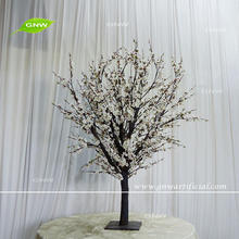 GNW BLS171101 Wedding Aisle With Cherry Blossom Flower Trees Amazing Wedding Aisle