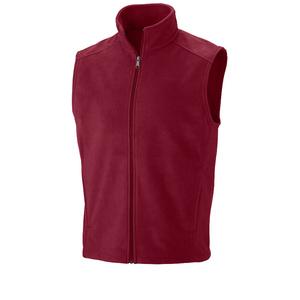 wholesale mens fleece vest, sleeveless polar fleece vest, promotional embroidery fleece vest- 6 Years Alibaba Service