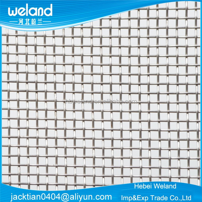 Stainless Steel 304 16 Mesh 0.25MM Wire Diameter Filter Screen Mesh