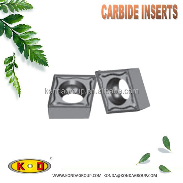 Ccgt 09t304 (ccgt 321) -sf Carbide Inserts Extra Finishing
