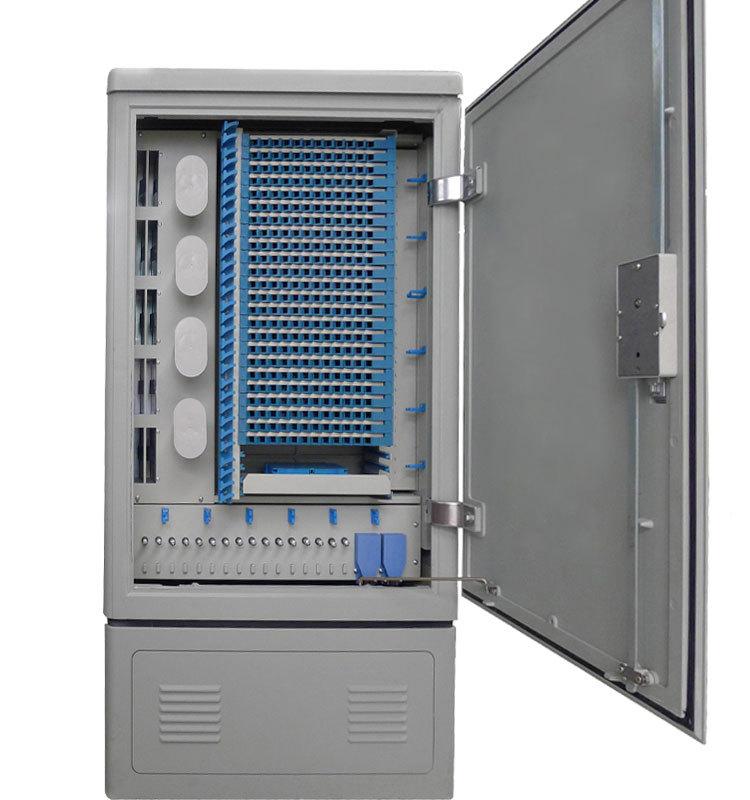 Focc Outdoor Waterproof Fiber Optic Ftth Street Cabinet - Buy Ftth ...