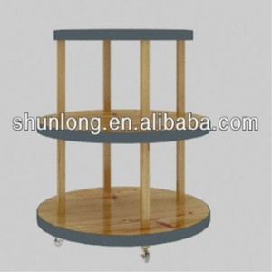 sportswear wooden furniture design clothes shop furniture for clothing store