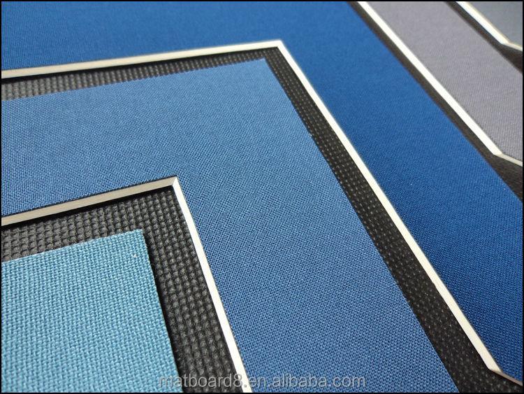 Wholesale Uncut Or Precut Grasscloth Matboard Passepartout