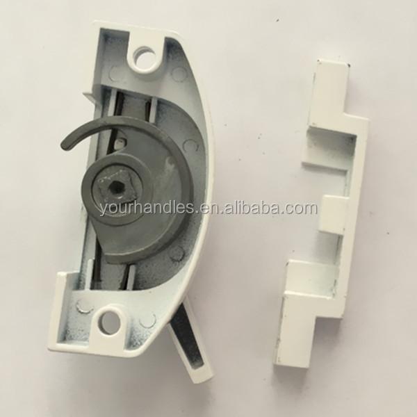Single Hung Window Lock Spacer : Sash cam locks for single double hung windows keyless