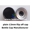 Easily Torn Cap Of Aluminium And Plastic For pharmaceutical research chemical