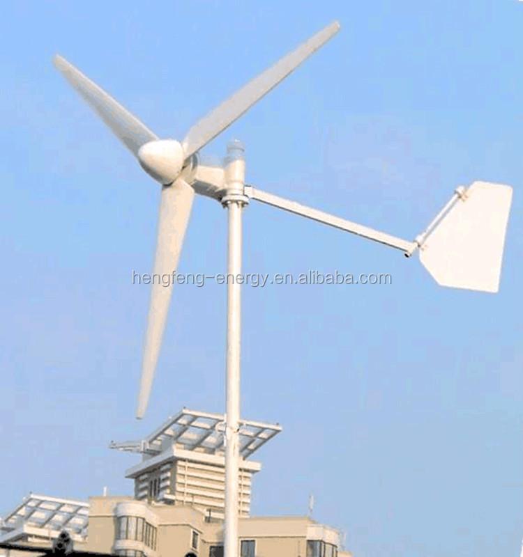 micro turbine generator dc motor 12v 150w solar wind hybrid system