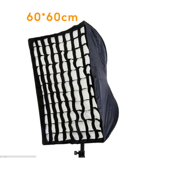 60x60 Softbox Grid Diffuser Fabric For 1024 Led Video Light For Continuous  Lighting Kit - Buy Softbox Diffuser Fabric,Softbox Continuous