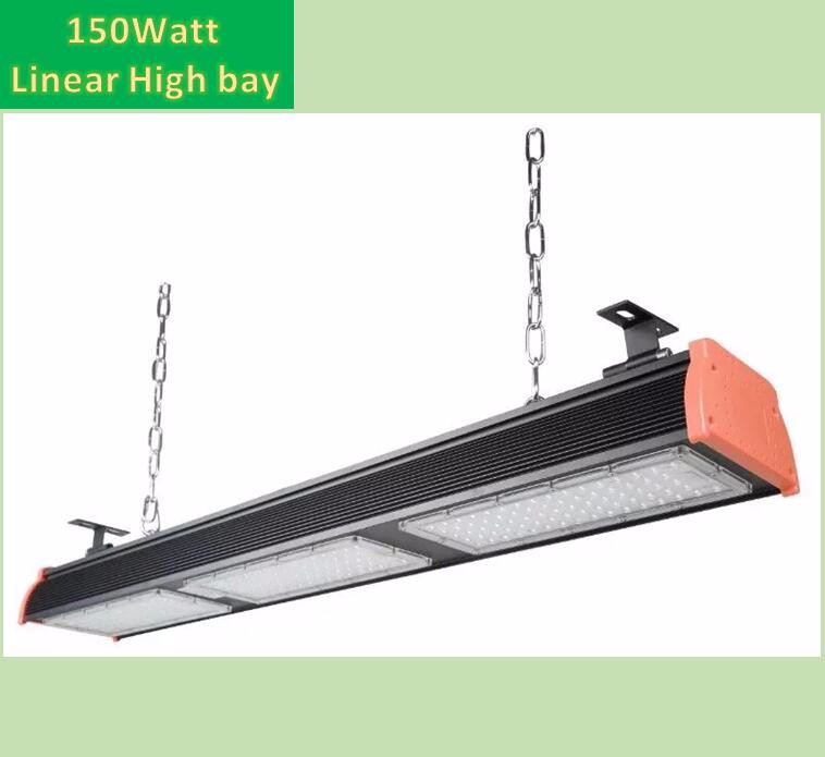 explosion-proof 50W~400W hanging LED linear High bay lights fixture