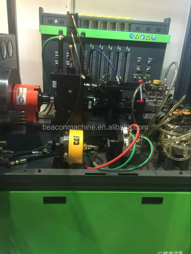 Bc-cr825 Common Rail Diesel Fuel Injector Injection Pump Multifunctional  Test Bench - Buy Bosch Diesel Fuel Injection Pump Test Bench,Diesel Fuel